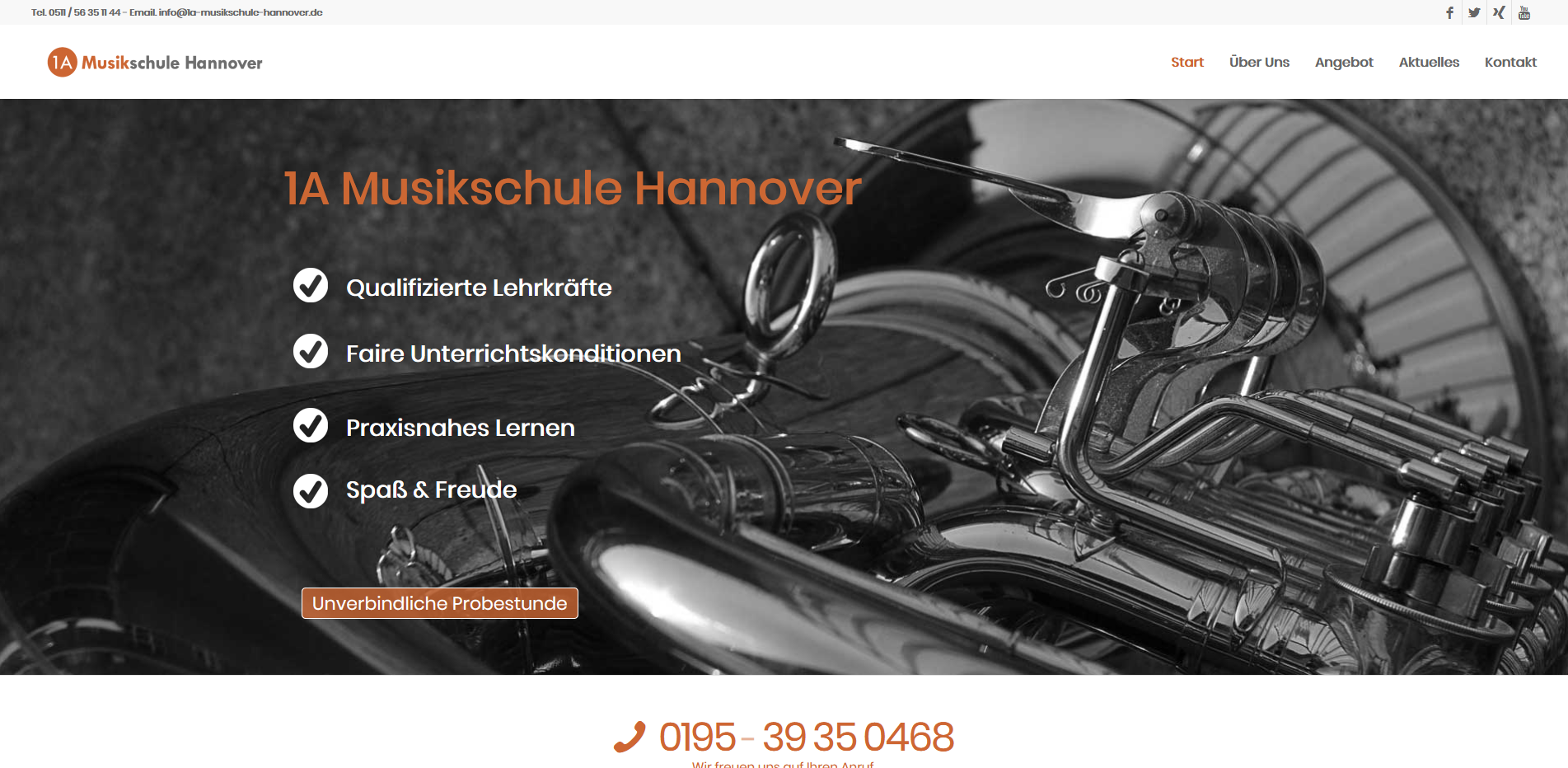 1A Musikschule Hannover