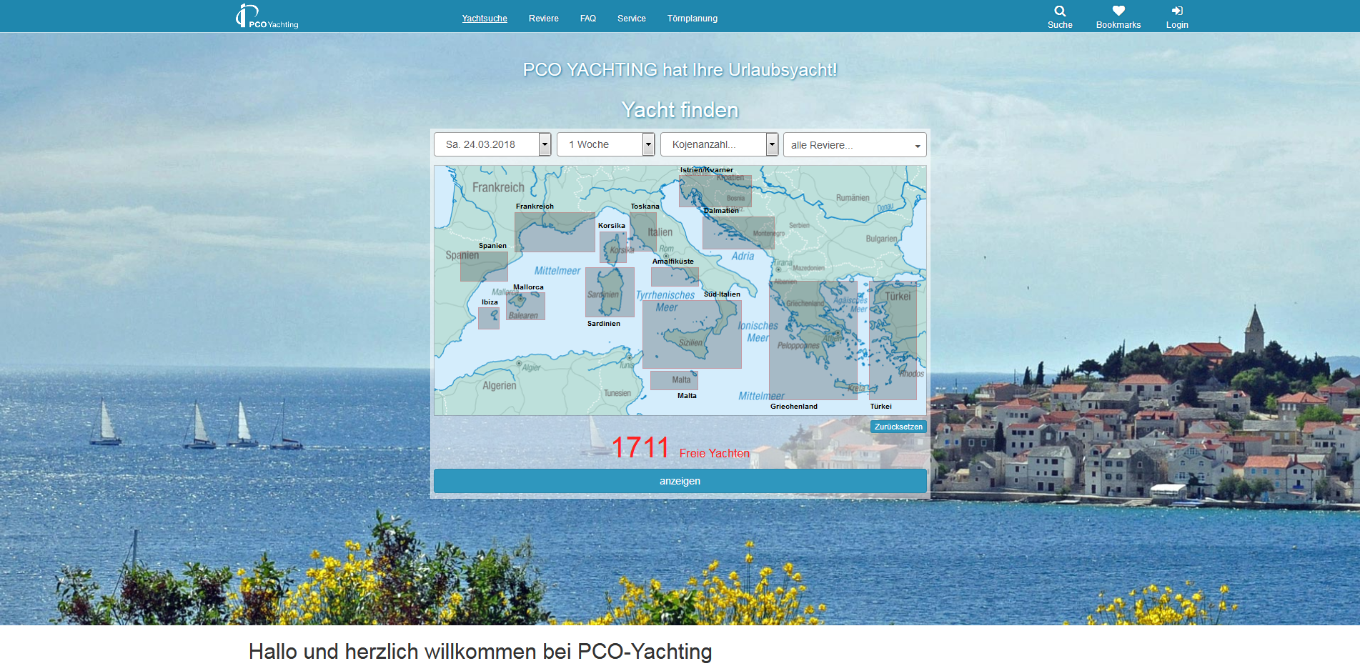 PCO Privat Charter Ostsee GmbH