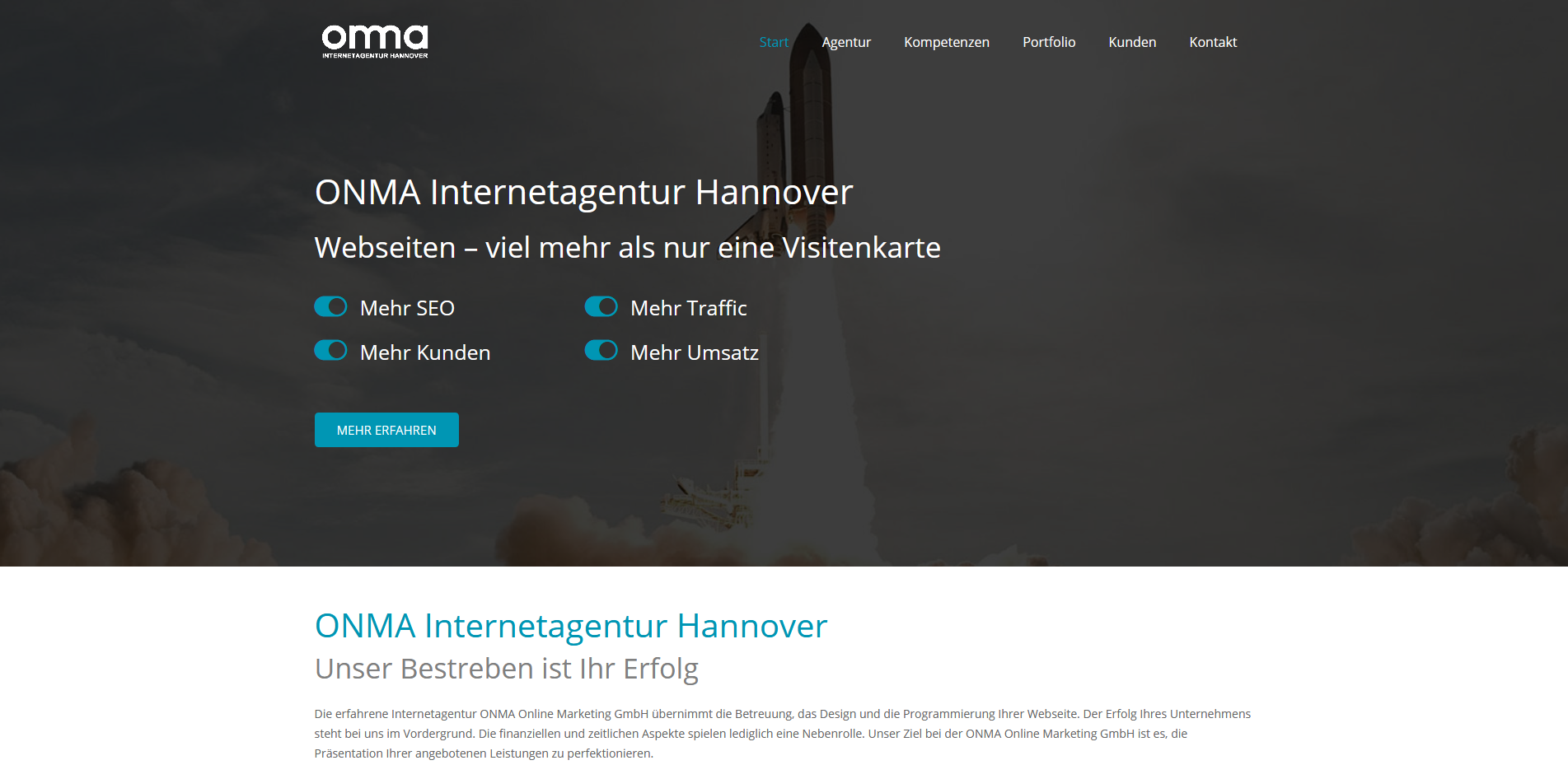 Internetagentur ONMA Online Marketing GmbH