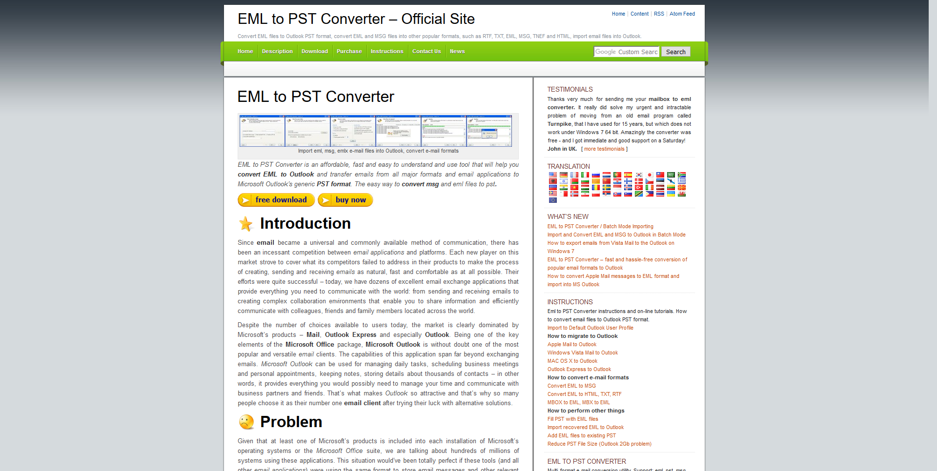 Live Mail to PST Converter