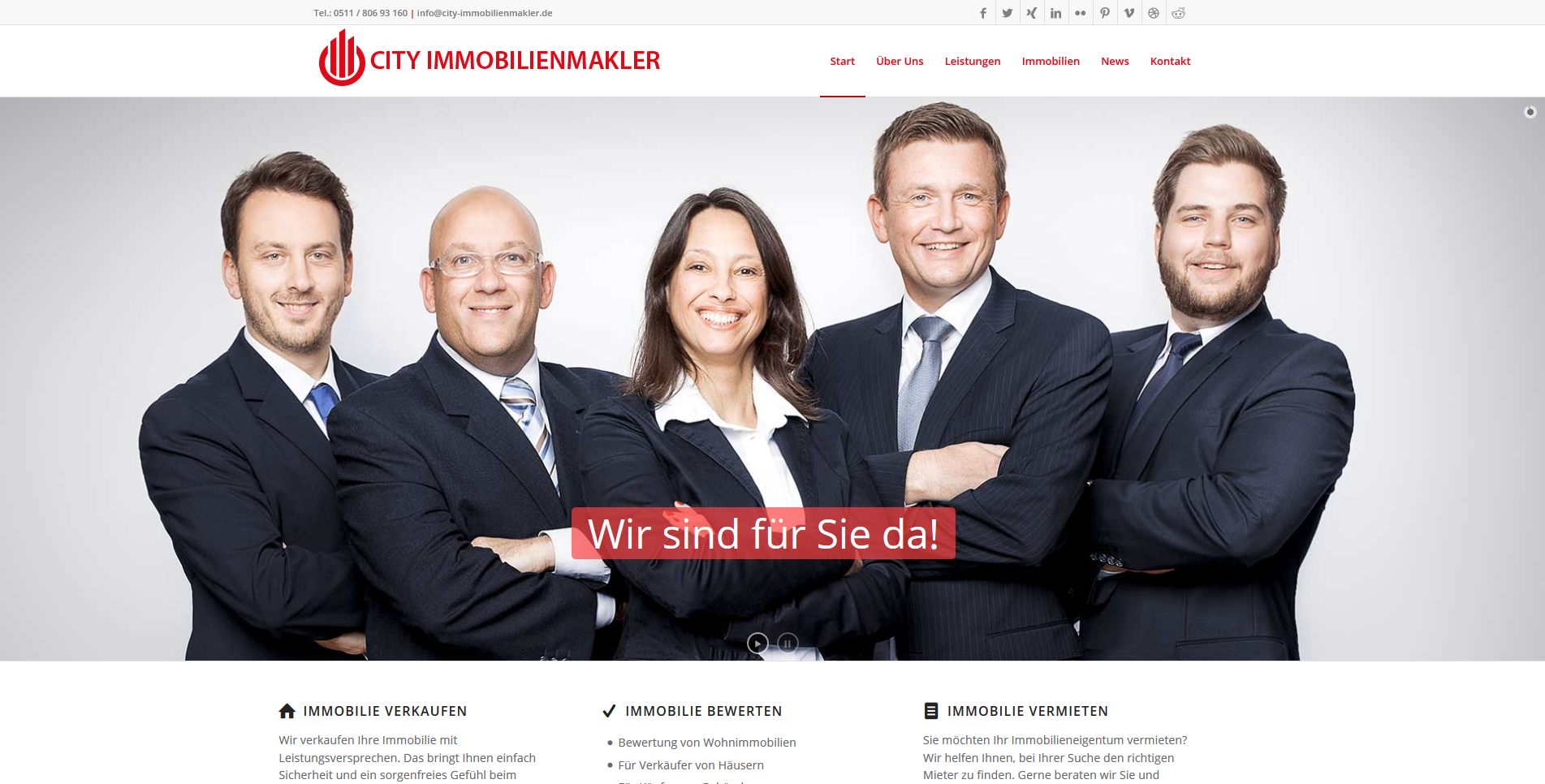 City Immobilienmakler