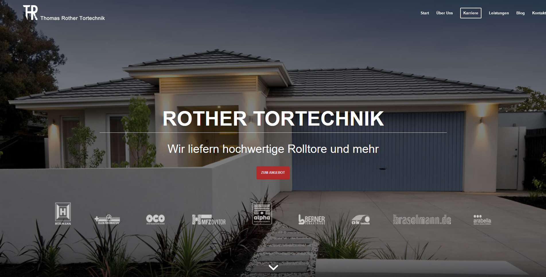 Rother Tore