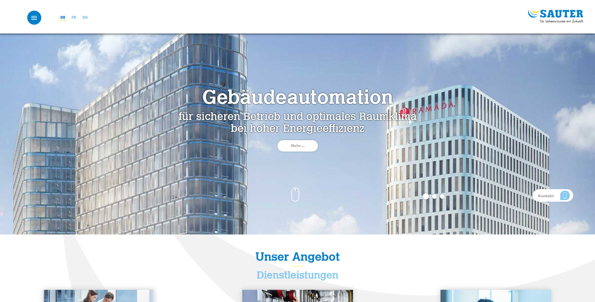 Sauter Gebäudemanagement